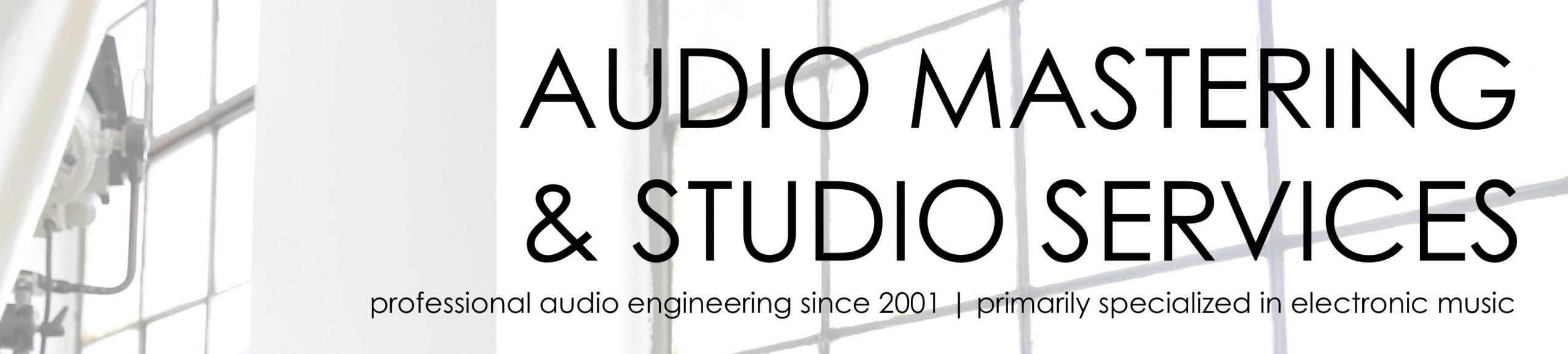 HP_Header audio-mastering